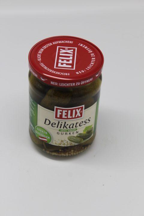 Felix Delikatess Gurken 1