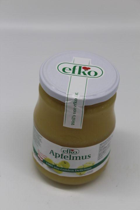 Efko Apfelmus 700g 1