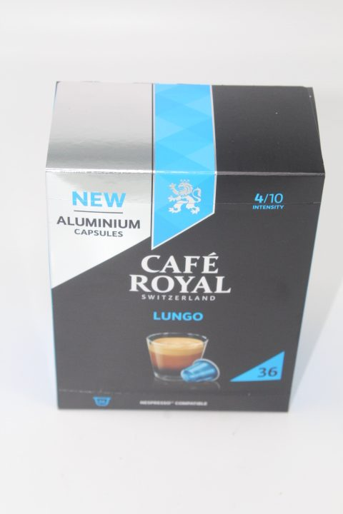 Cafe Royal Lungo Forte 1