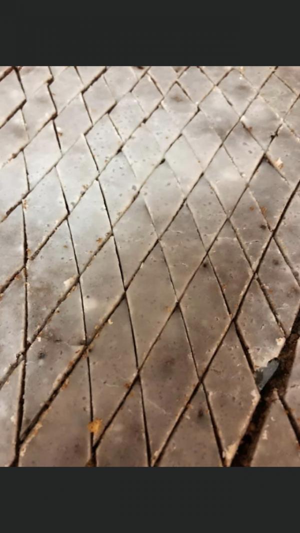 Geschnittener Lebkuchen