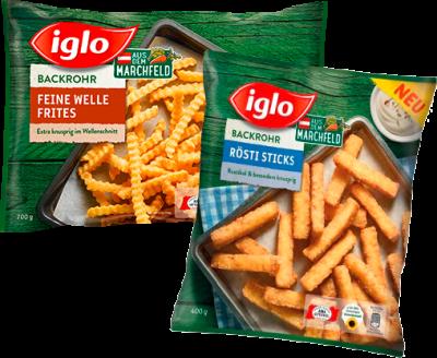 Iglo Kartoffelprodukte, 2 Stk. 1