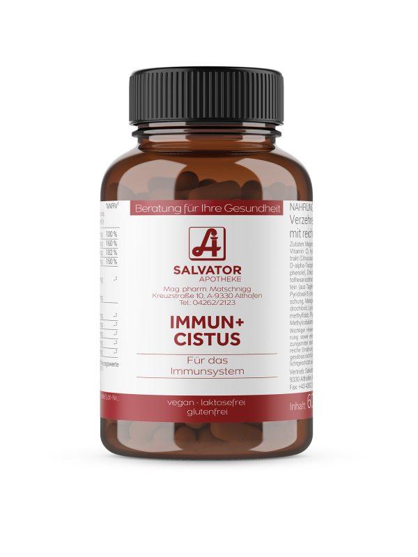 Immun+Cistus Kapseln 1
