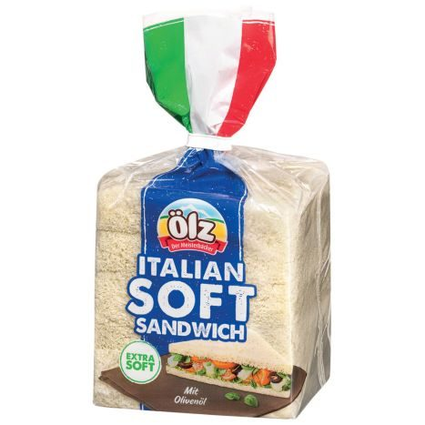 Ölz Italian Soft Sandwich 1