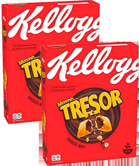 Kelloggs Choco Tresor