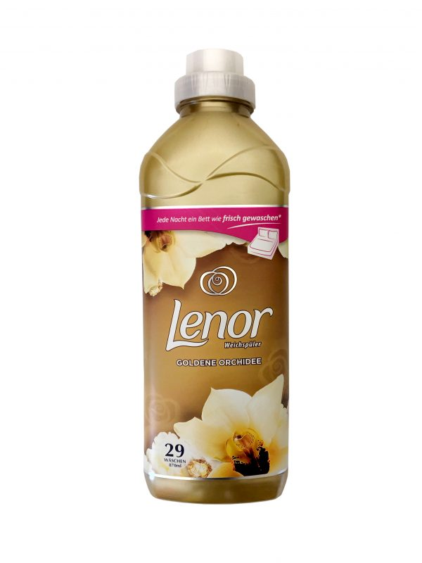 Lenor goldene Orchidee 1