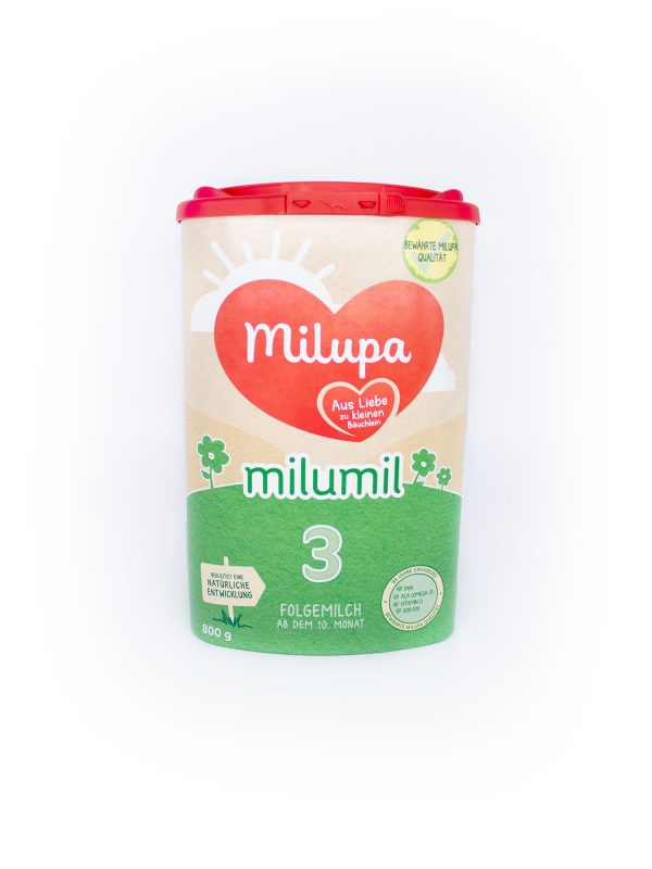 Milupa milumil 3 Folgemilch 1