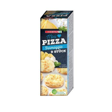 Mini Pizza Formaggio 1