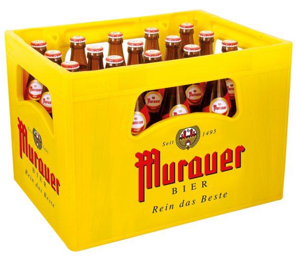 Murauer Märzen Bier 0,5l, inkl. Pfand 1