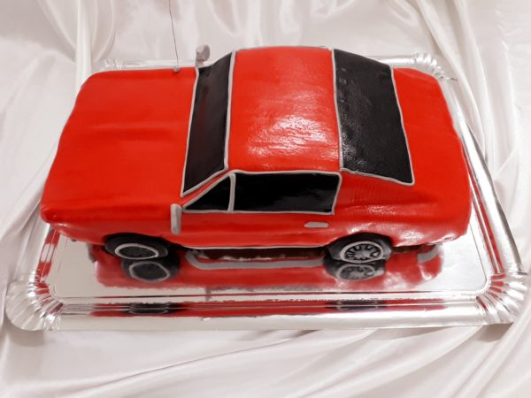 Mustang spezial 1