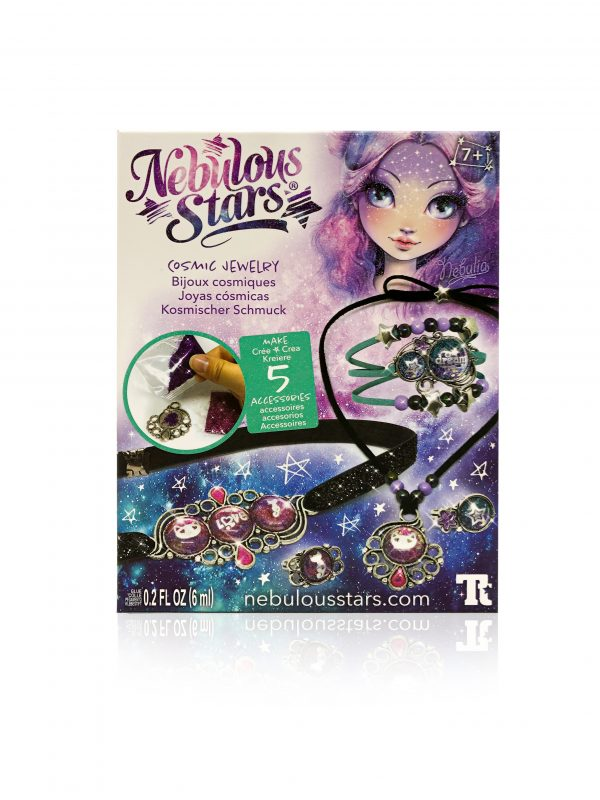 Nebulous Stars Cosmic Jewelry 1