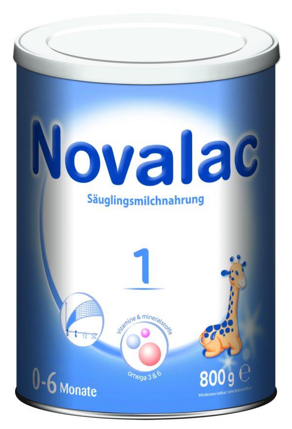 Novalac Säuglingsmilchnahrung 1 1