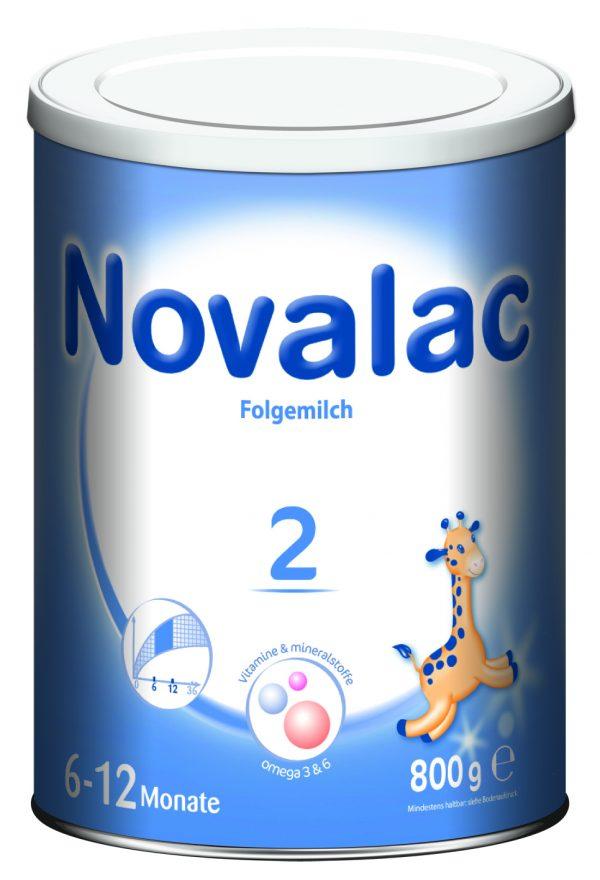 Novalac Säuglingsmilchnahrung 2 1