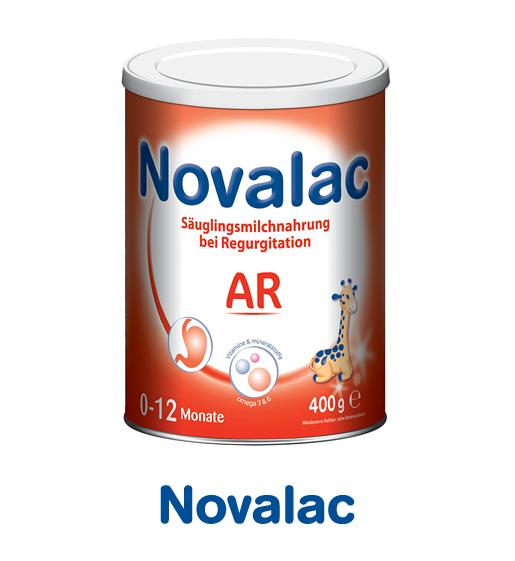 Novalac Säuglingsmilchnahrung AR 1