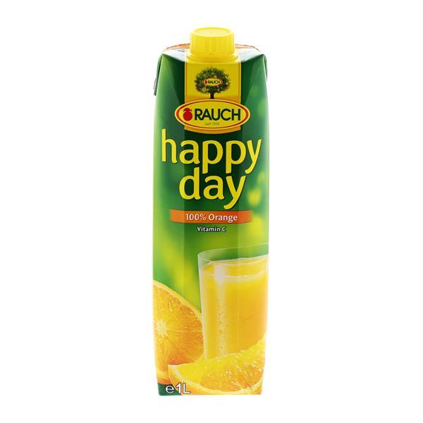 Rauch Happy Day 1