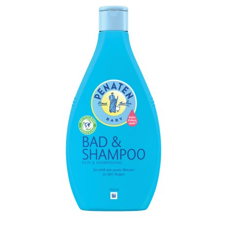 Penaten Bad & Shampoo 1