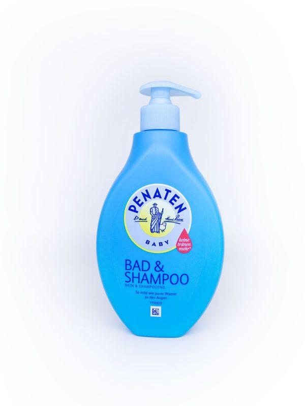 Penaten Bad+Shampoo 1