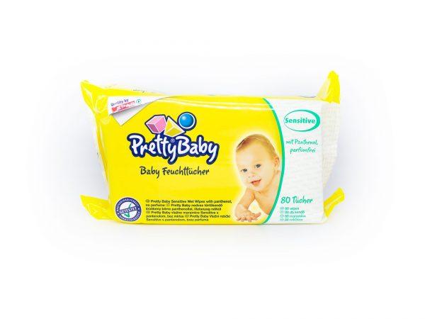 Pretty Baby Feuchttücher 1