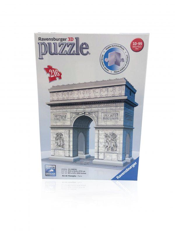 Ravensburger 3D Puzzle Triumphbogen 1