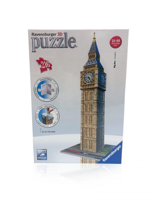 Ravensburger 3D Puzzle Big Ben 1