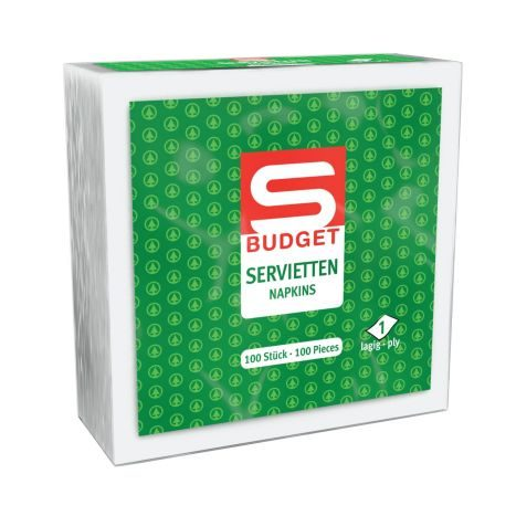 S-Budget Servietten 1