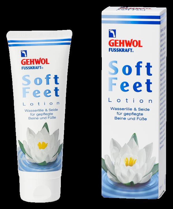 Gehwol Soft Feet Lotion 1