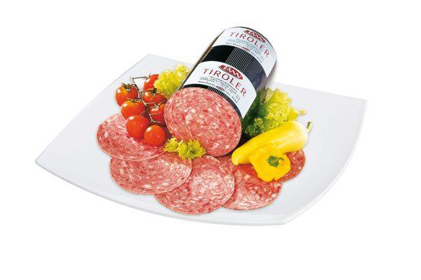 Tann Tirolerwurst per 100g 1