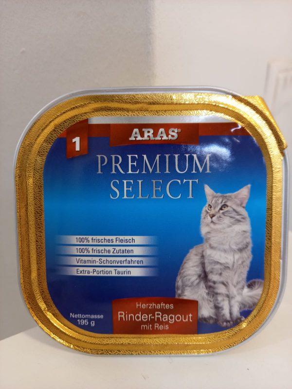 Aras Premium Select Rinder-Ragout 195g 1