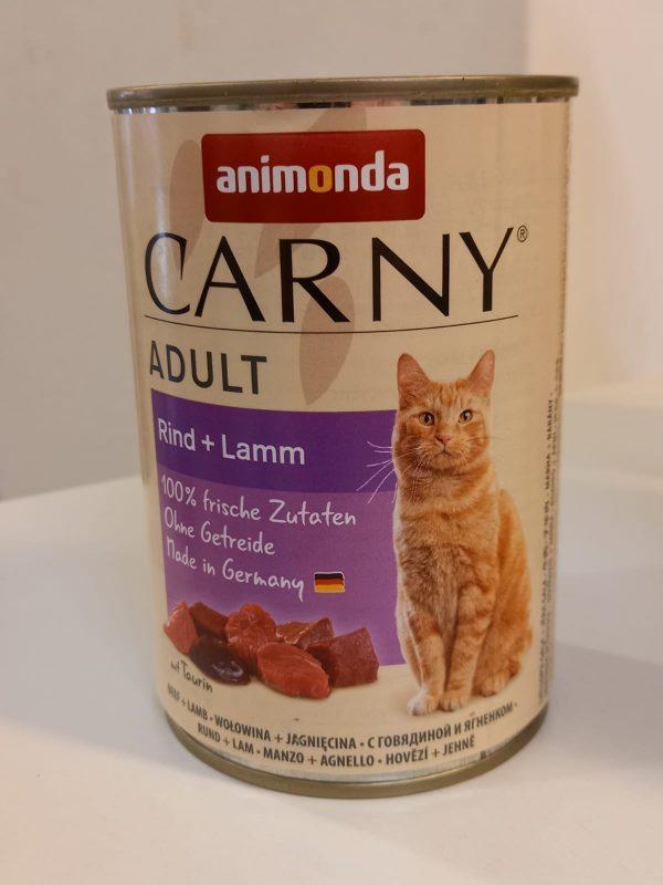 Carny Adult Rind & Lamm 400g 1