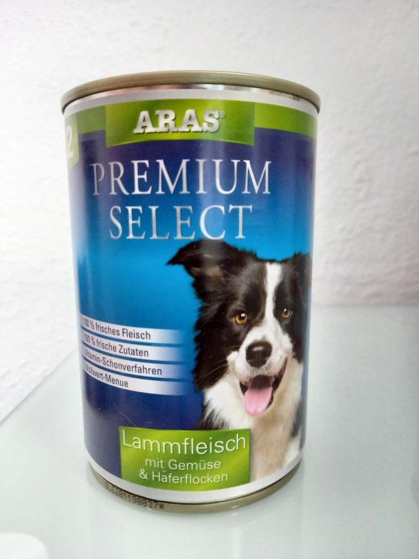 ARAS Premium Select Lammfleisch 1