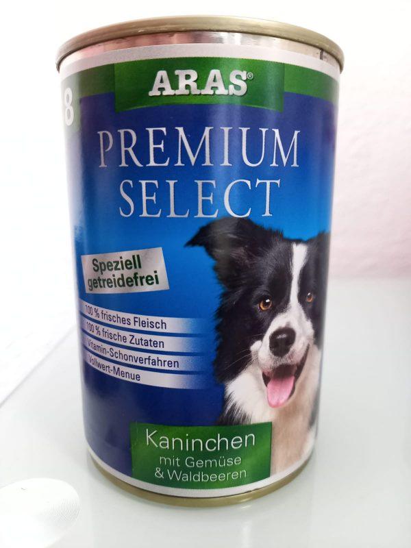 ARAS Premium Select Kaninchen 820g 1