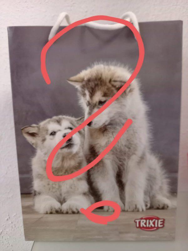 Überraschungssackerl Hund Party 1
