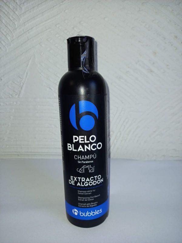 Shampoo mit Bambus für weißes Fell 250ml 1