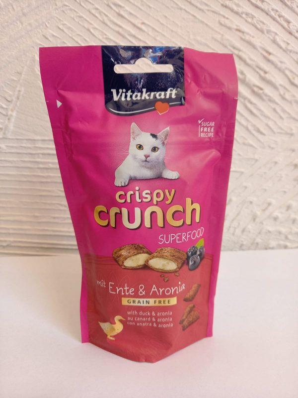 Vitakraft Crispy Crunch Ente & Aronia 60g 1