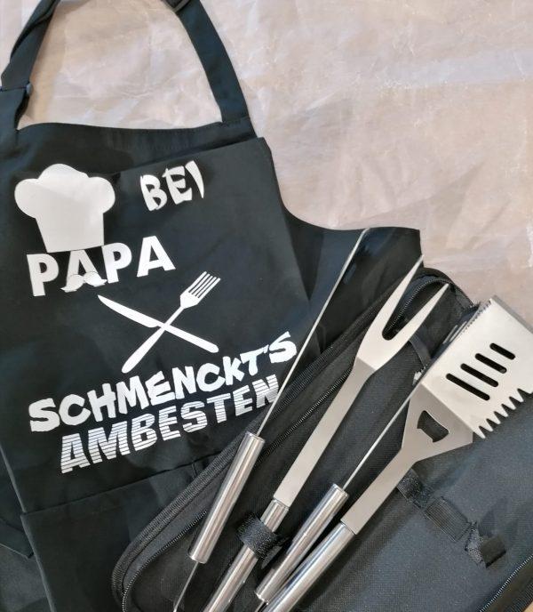 "Vatertagsgeschenk ""Grillmeister"" 1"