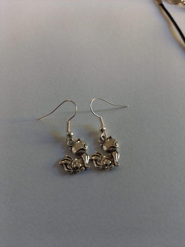 Ohrringe für den Tierschutz 1