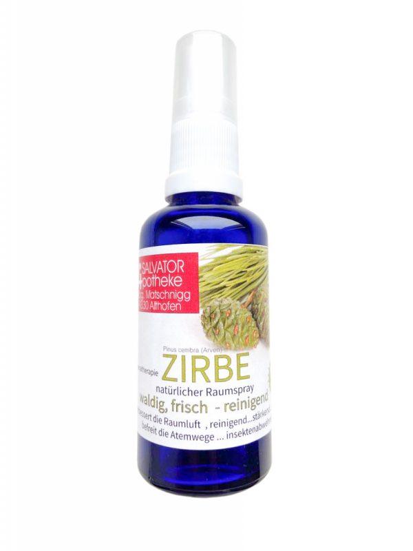 Aromatherapie Zirben Raumspray 1