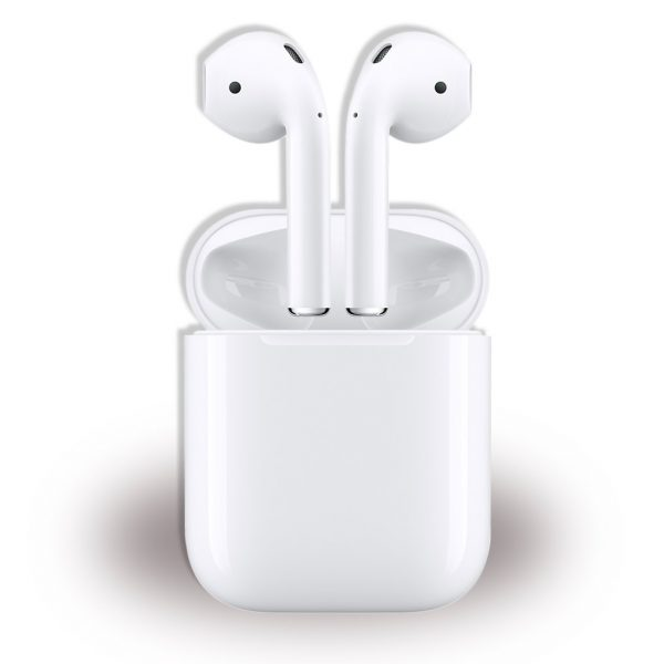 Apple AirPods (MV7N2ZM/A) - 2nd Generation 1