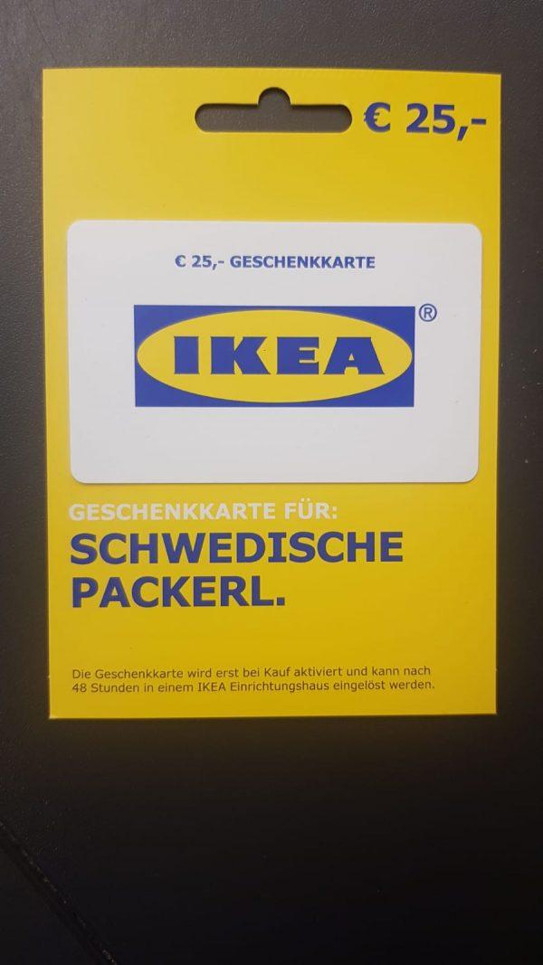 Ikea Gutschein 1