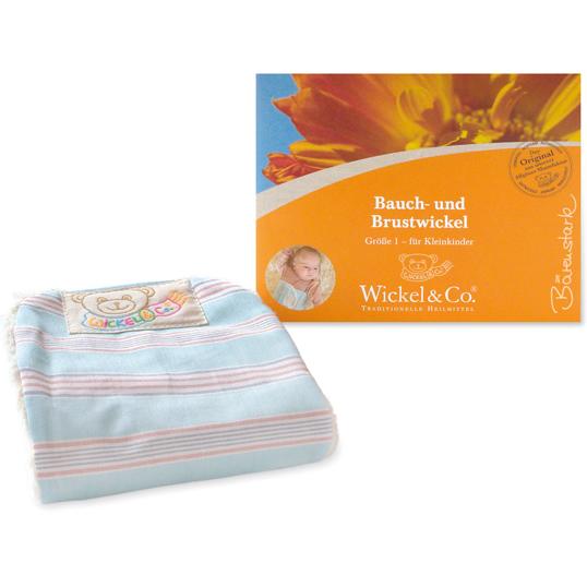 Wickel&Co Bauch- & Brustwickel Kleinkind 1