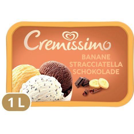 Cremissimo Banane Stracciatella Schokolade 1
