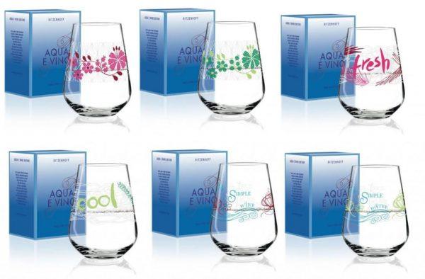 Ritzenhoff Wasser und Weinglas 1