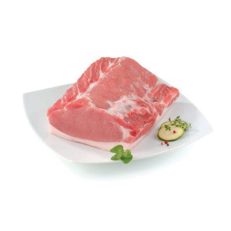 Karreebraten vom Schwein ausgelöst per Kg 2