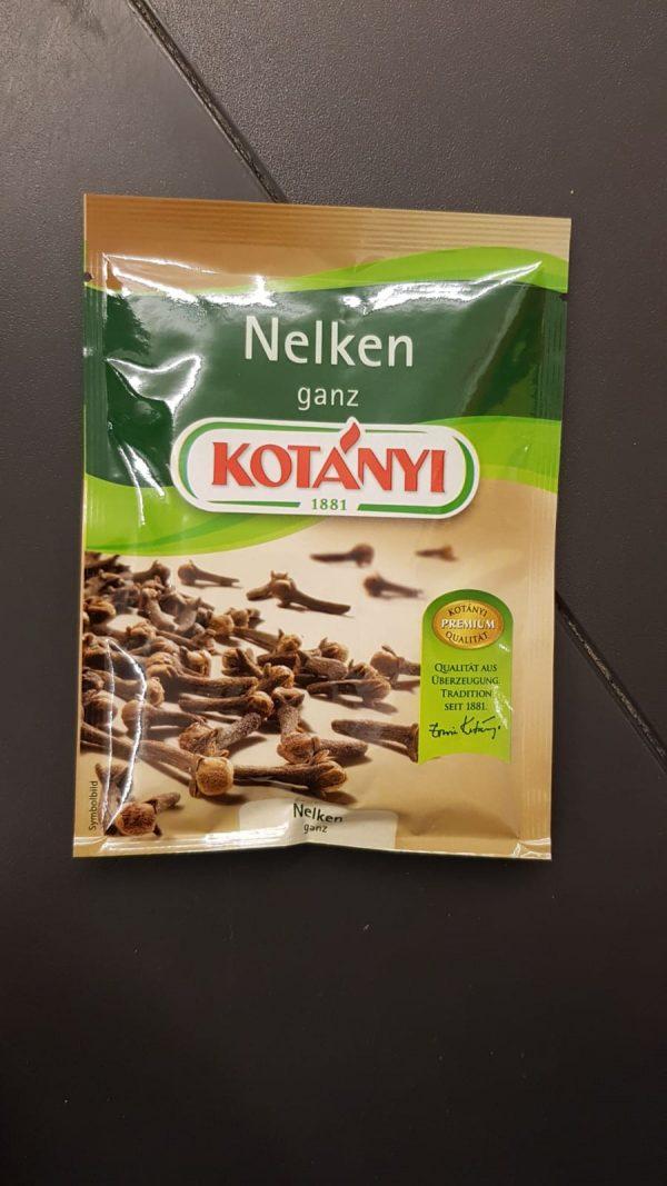 Kotanyi Nelken ganz 1