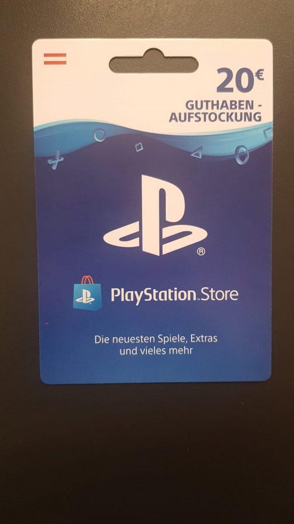 Playstation Gutschein 1
