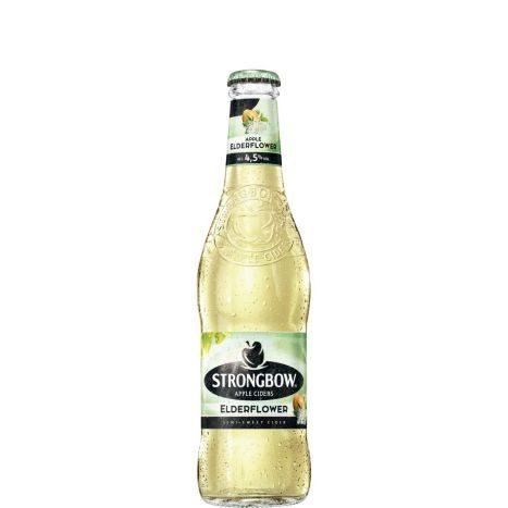 Strongbow Apple Cider - Elderflower 1