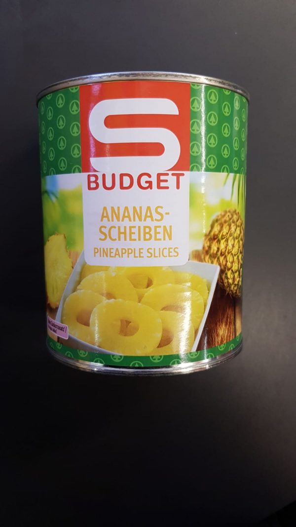 Sbudget Ananasscheiben 1