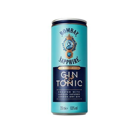 Bombay Sapphire & Tonic Dose 0,25l 1