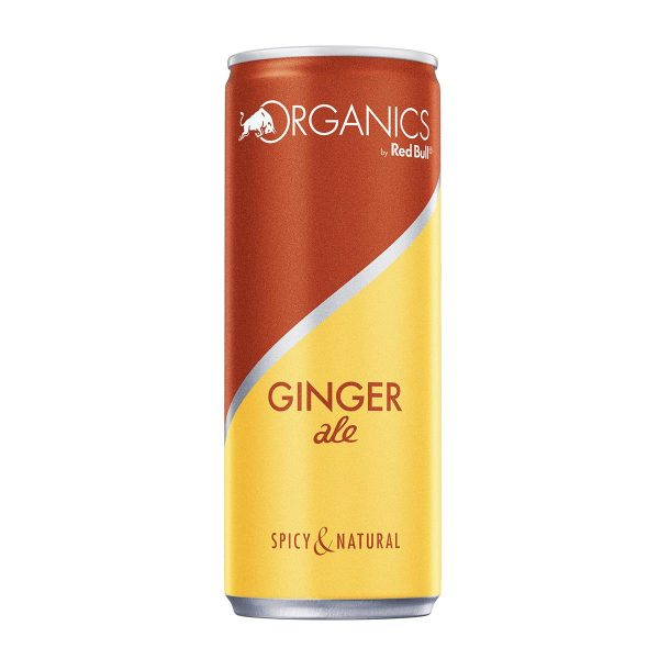 ORGANICS by Red Bull GINGER ALE 1