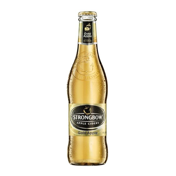 Strongbow Apple Cider - Gold Apple 1