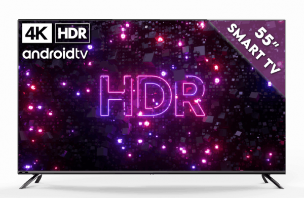 KAGIS 55 4K UHD HDR Smart TV 1
